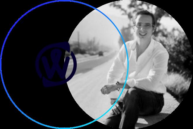 logo du speaker Wello urban Mobility avec photo de arnaud chereau